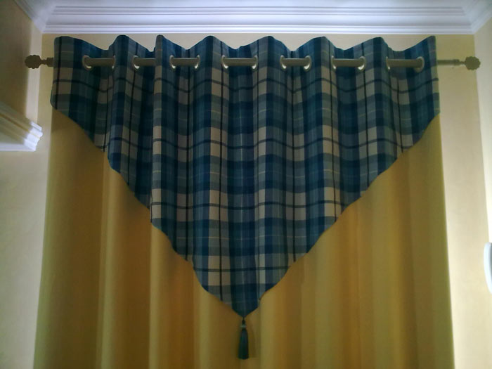 Couture et rideaux - Tissus pour double rideaux ...