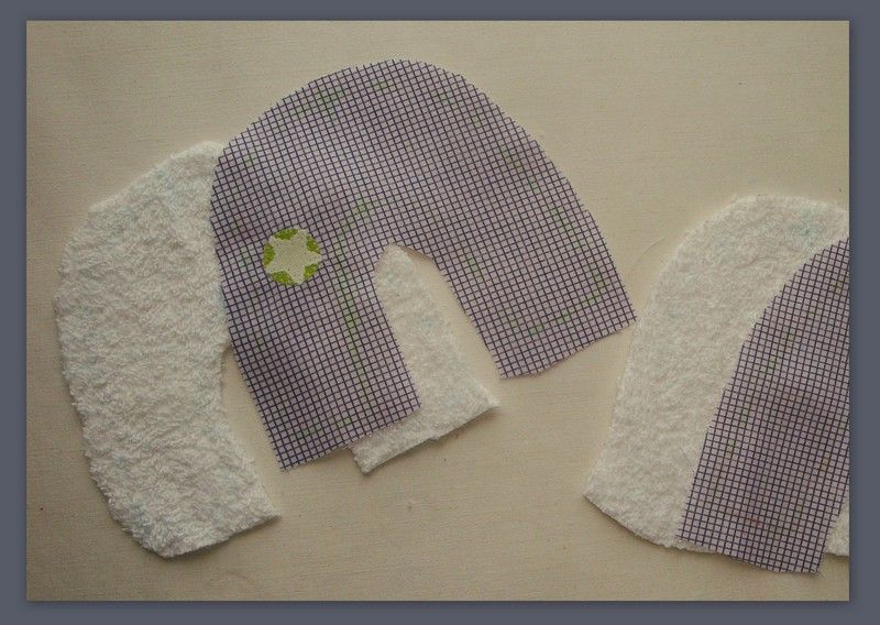 Tuto couture chaussons b b 11 - Tuto chausson bebe couture ...