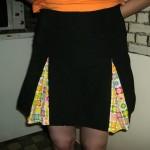 tuto couture jupe trapeze