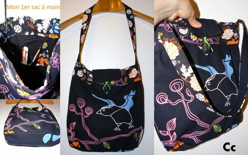 Tuto couture sac main 15 - Couture sac a main ...