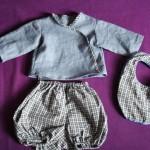 tuto couture bébé