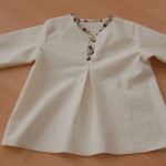 tuto couture blouse fille
