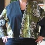 tuto couture veste kimono