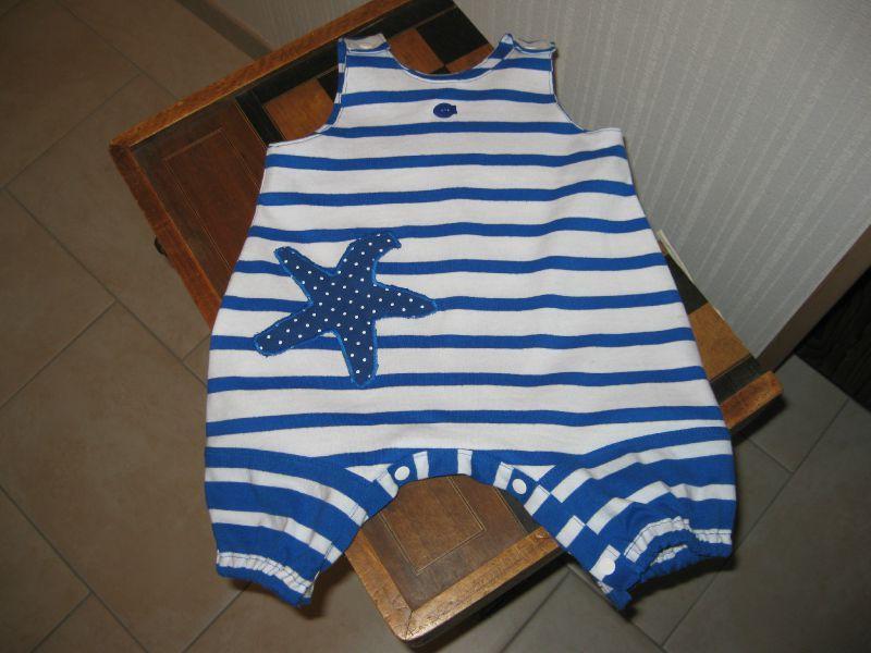Tuto couture vetement bebe - Tuto chausson bebe couture ...