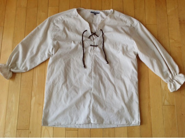 couture facile chemise