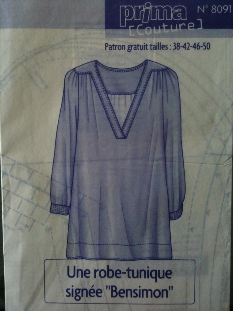 modèle couture gratuit