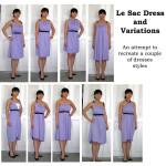 patron couture gratuit robe bustier