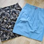 patron couture jupe droite