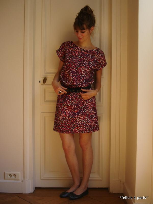 patron couture moderne