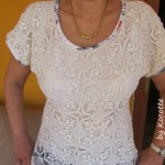 patron couture napperon