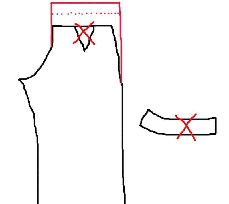 patron couture pantalon femme