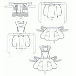 patron couture tablier