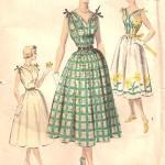 patron couture vintage