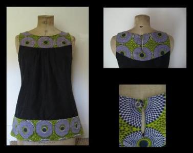 modèle couture africaine 2011