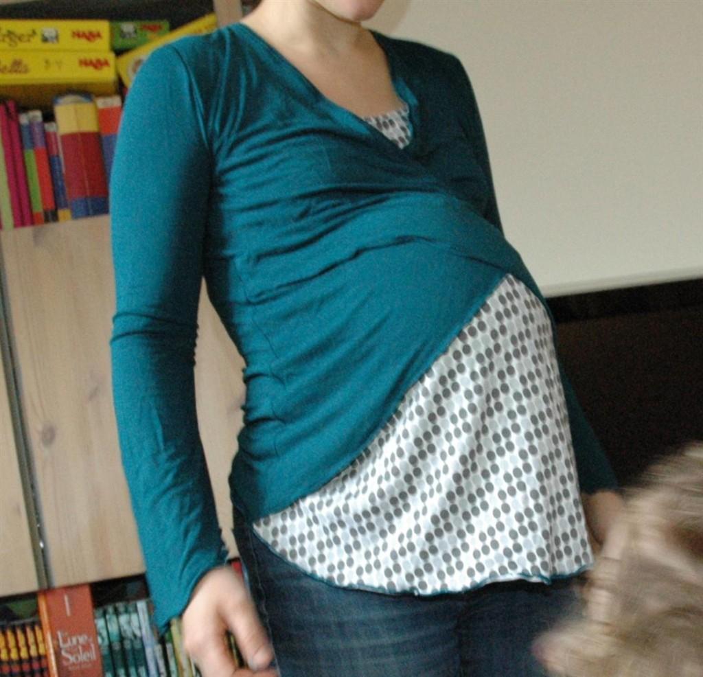 modèle couture femme enceinte