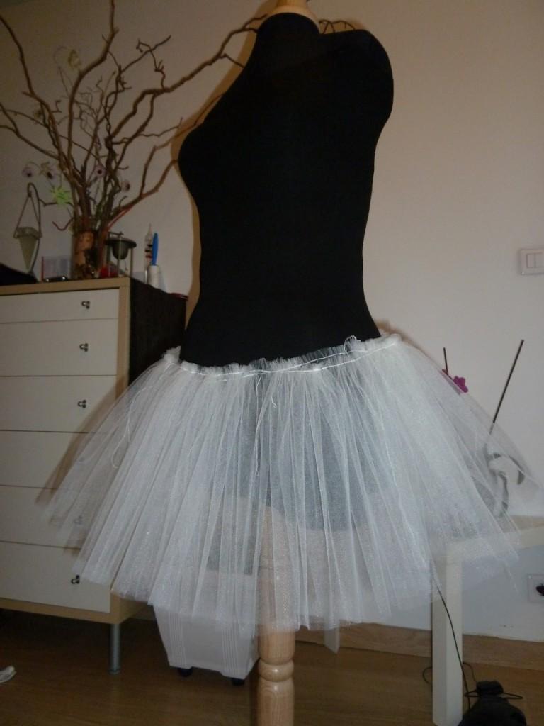 modèle couture tutu