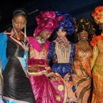 modèle wax couture sénégalaise