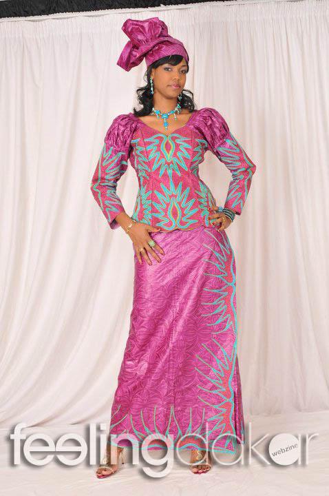 modèles coutures sénégalaise 9
