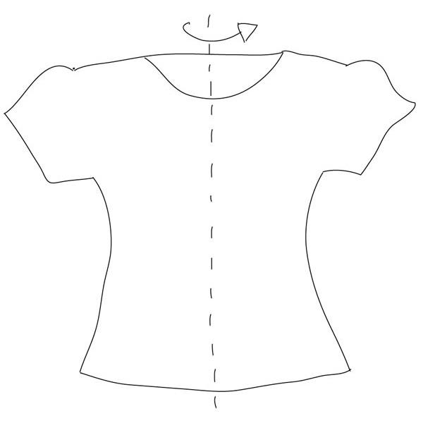 patron couture facile robe