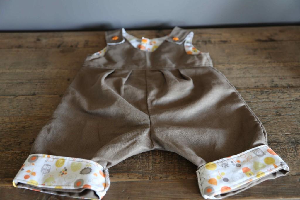 patron couture gratuit bébé garçon