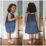 patron couture robe fille 3 ans