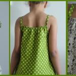 modèle couture fillette