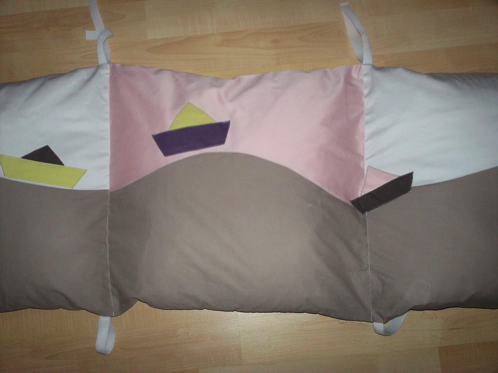 modèle couture tour de lit