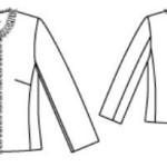 modèle couture veste