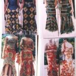 modèle couture wax sénégal