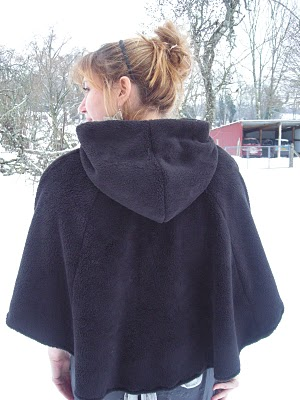 patron couture cape