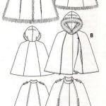 patron couture cape