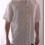 patron couture chemise homme