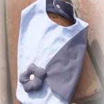 patron couture doudou bébé