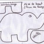patron couture elephant