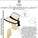 patron couture gratuit à télécharger