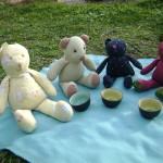 patron couture ours en peluche