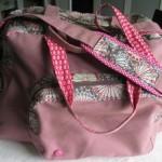 patron couture sac à langer