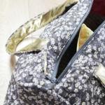 patron couture sac de voyage