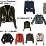 patron couture veste chanel