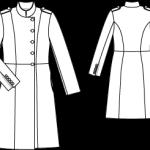 patron couture veste perfecto femme