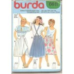 patron coutures burda