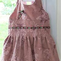 modèle couture fille