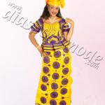 modèle couture malienne