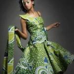 modèle couture pagne