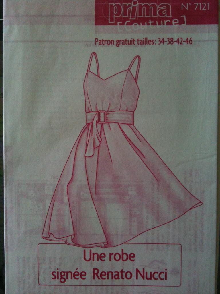 modèle couture robe