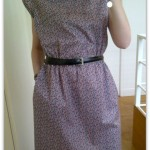 modèle couture robe facile