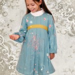 modèle couture robe fille