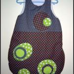 patron couture bébé débutant