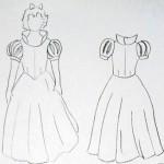 patron couture déguisement gratuit