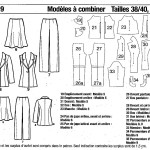 patron couture facile jupe